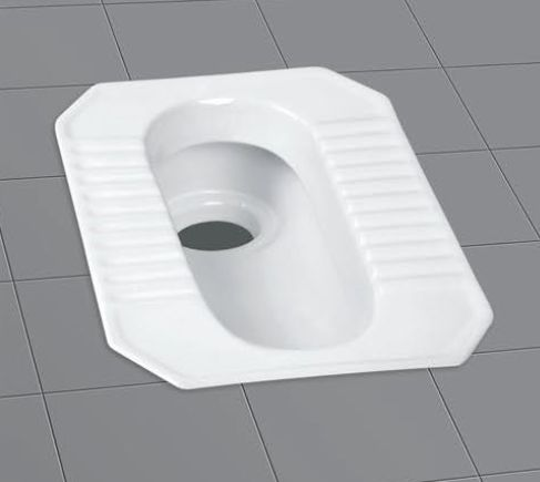 Medium Deep Toilet Pan