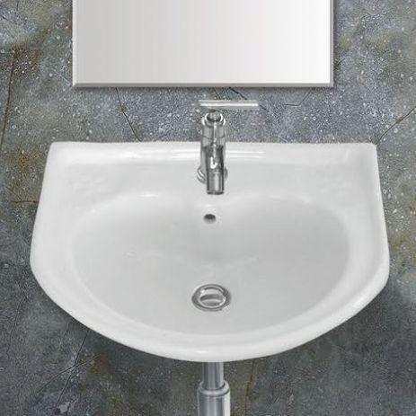 Prime Wall Mounted Wash Basin