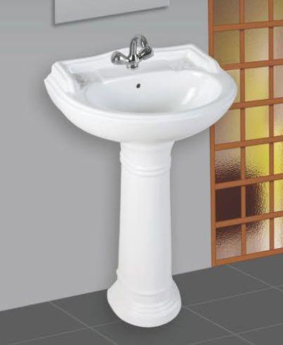 Royal Pedestal Wash Basin