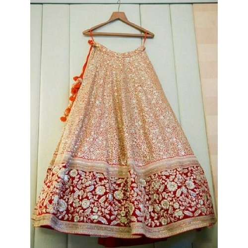 Embroidered Lehenga Choli