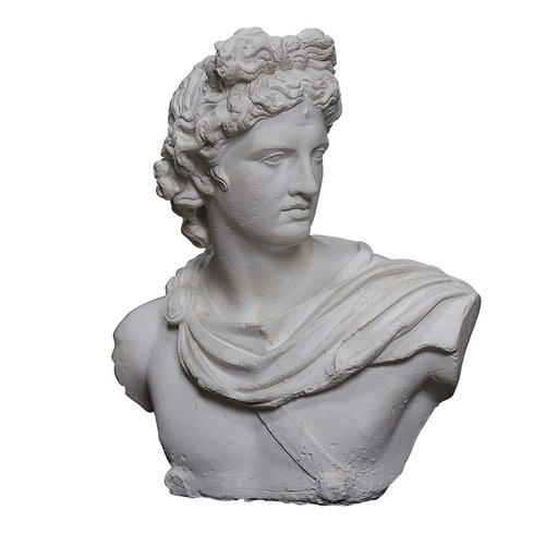 Marble God Greek Statue