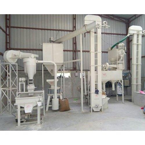 Mini Flour Mill Plant