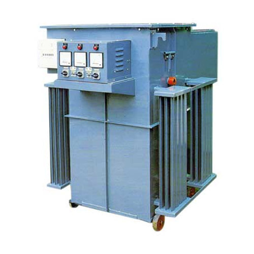 630 KVA Three Phase Servo Voltage Stabilizer