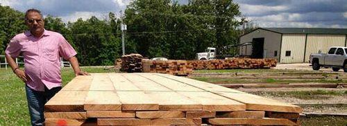 Maple Wood Logs