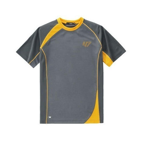 Mens Polyester Sports T-Shirt