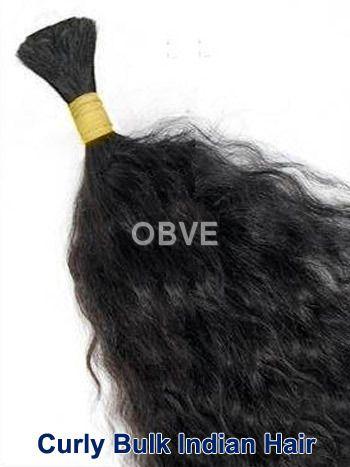 Indian Natural Human Curly Hair