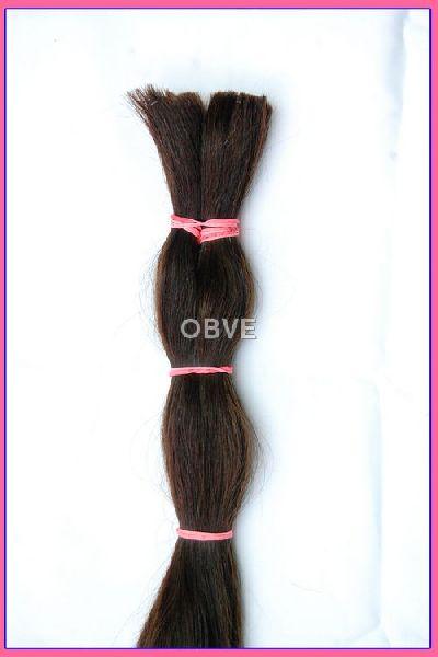 Medium Brown Human Hair