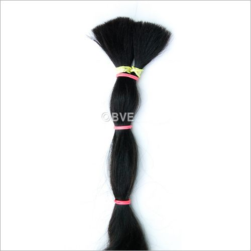 Off Black Human Hair