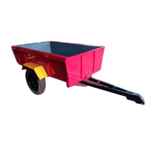 Mild Steel Tractor Trolley