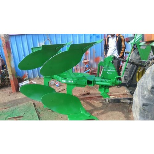 Reversible Agricultural Plough