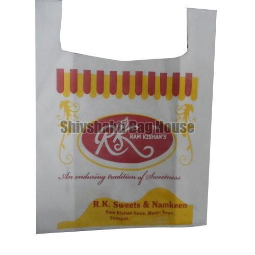 Printed U Cut Non Woven Bags
