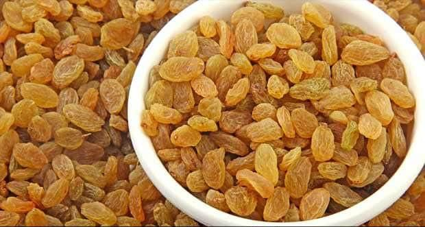 Brown Raisins