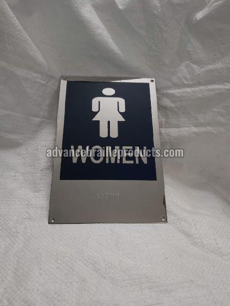 Braille Sign Board and Plates
