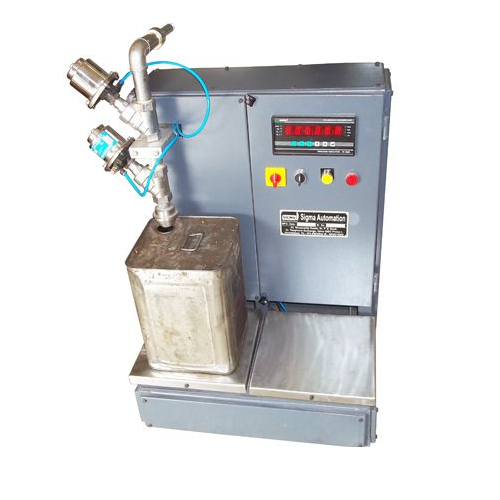 Automatic Tin Spout Capping Machine