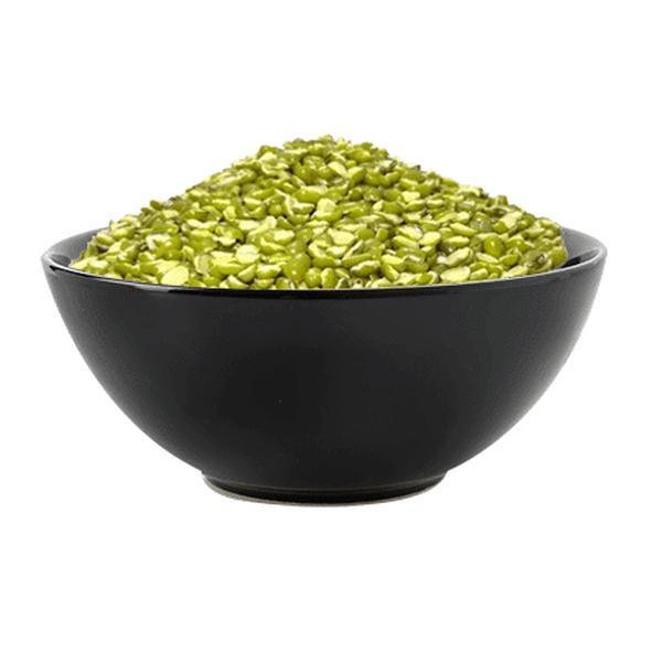 Split Green Mung Bean