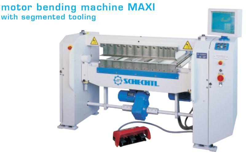 Motor Bending Machine
