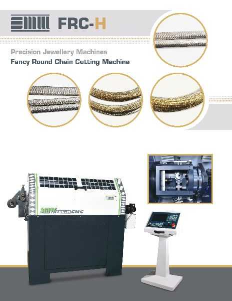 Precision Jewellery Making Machine (FRC-H)