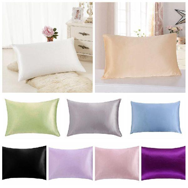 Silk Pillow Cover