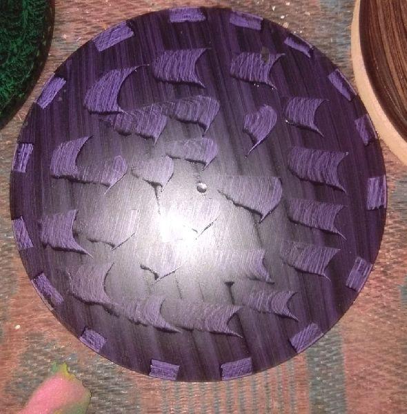 Wood Round Board