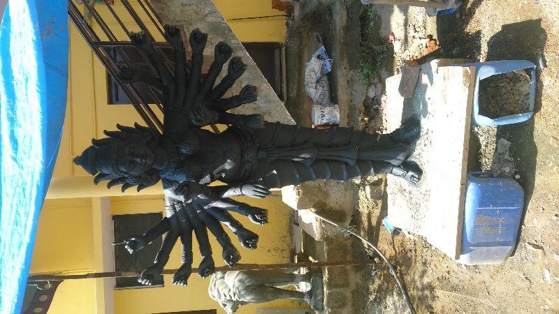 Fiber Statue 01