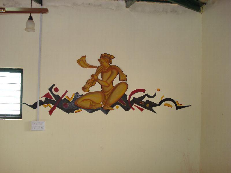 Interior Mural 25