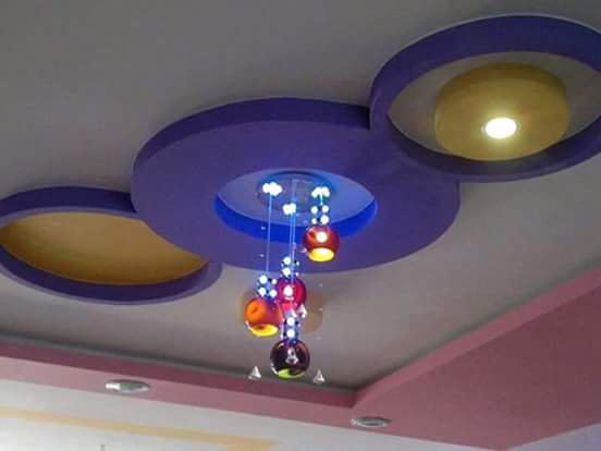 Modular False Ceiling 21