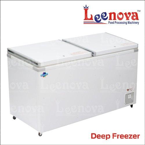 Double Door Deep Freezer