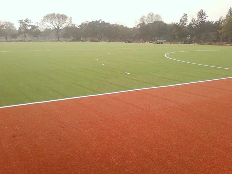 Sand Infill Hockey Turf