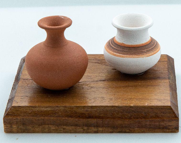 Miniature Pot for Table and Shelf Decor