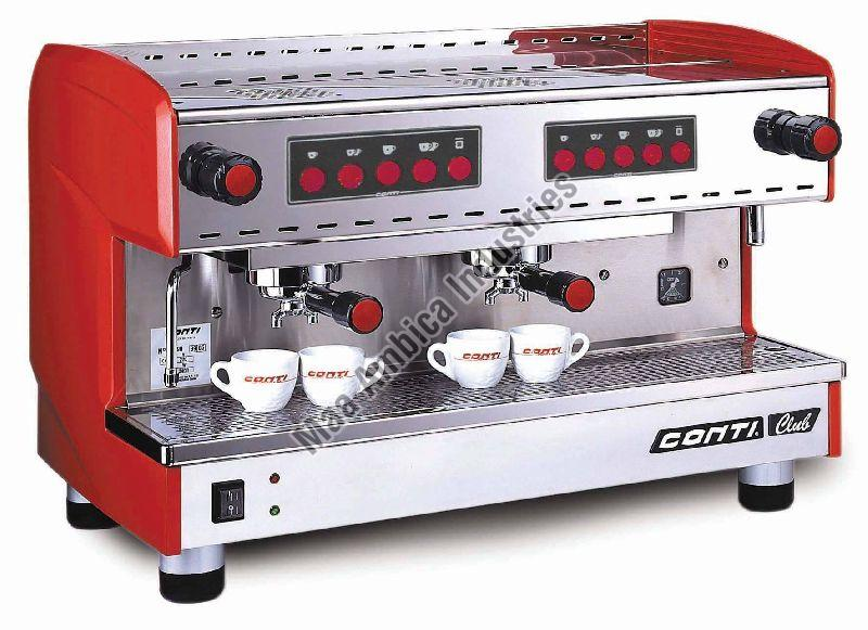 Commercial Coffee Machine 02