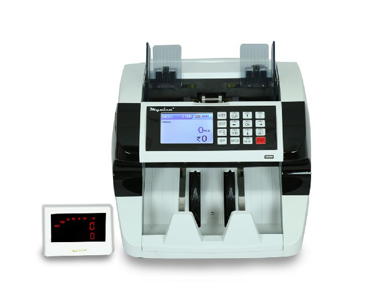 L800 Multi Currency Value Counting Machine