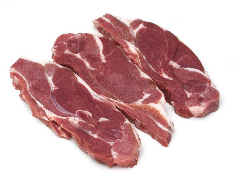 Frozen Halal Lamb Shoulder for Steak