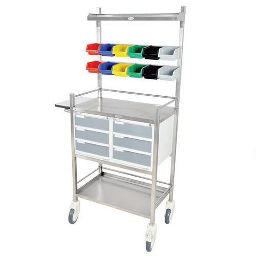 Hospital Crash Cart Trolley