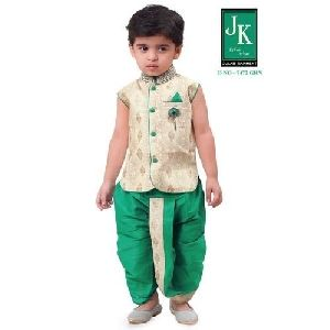 Ethnic Kids Dhoti Suits
