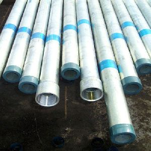 Galvanized ERW Pipes
