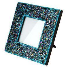 Beaded Photo Frames