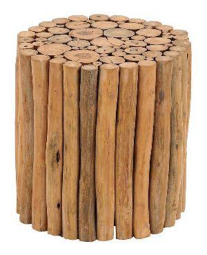 Teak Wood Stool