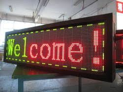 LED Scrolling Display Board