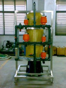 FRP Activated Carbon Filter