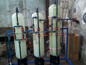 Two Bed DM Water Plant