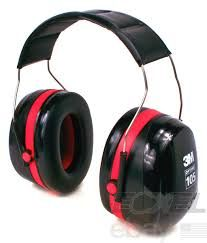 Over The Head Earmuff Hearing Conservation