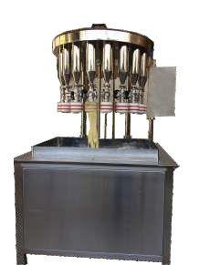 Semi Automatic Glove Testing Machine