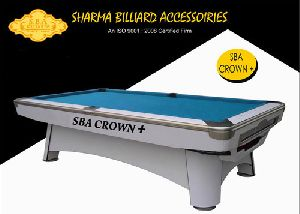 Crown Plus American Style Pool Table