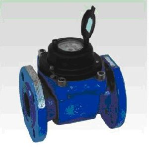 Woltmann Cold Version Water Meter