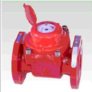 Woltmann Hot Version Water Meter