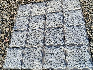 Pebble Mosaic Panel Tile