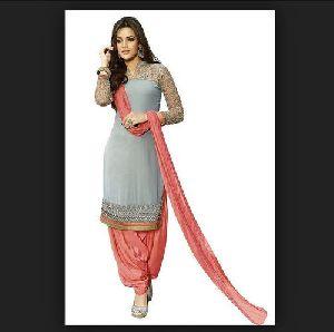 Georgette Salwar Kameez Material