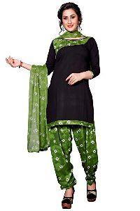 Polyester Salwar Kameez Material