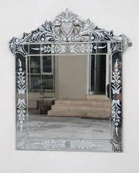 Venetian Frame Mirror