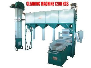 Industrial Wheat Cleaning Machine